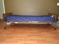 Medical bed all electric with handrails $300 Jefferson, 30549