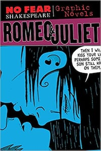Romeo and Juliet Graphic Novel Brantford