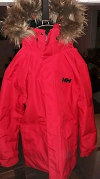 pink The North Face zip-up hoodie Washington, 20011