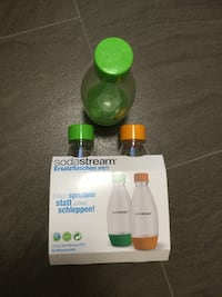 Sodastream PET Flaschen