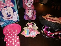Minnie mouse birthday party supplies York