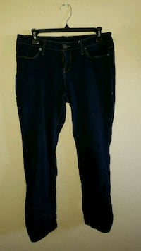 Dark blue jeans (size: Large or medium?) Imperial, 92251