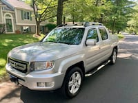 2009 Honda Ridgeline RTL Pickup 4D 5 ft Germantown