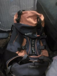 Hi Tech Odyssey 50 Hiking Backpack Puyallup, 98372