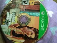 Xbox One Grand Theft Auto Five game disc Madera, 93638