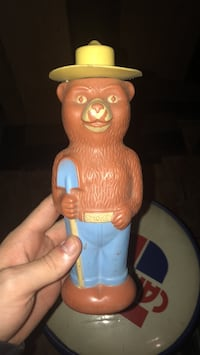 Antique Smoky The Bear Figurine La Porte City, 50651