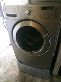 LG Front Load Washer Americus