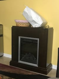 Electronic fireplace Elmsford
