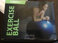 Urbnfit exercise ball fit London, N6B