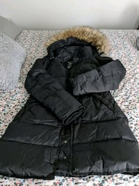 Black winter jacket size M Toronto, M6E 4H4