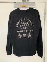 Unisex Graphic Sweater Vancouver, V5Y 0H7