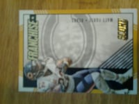 American Football player trading card New Bedford, 02746