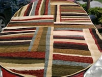 New 5x8 oval,area rug Kingsport, 37660