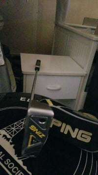 Ping putter Zing left hand perfect fat grip cover