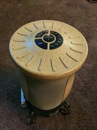 Oscillating temp controlled space heater Kearney, 68845