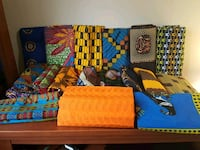 assorted color of printed textile Winnipeg, R2G 0L5