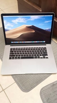"Apple MacBook Pro 15"" Retina with 16GB Ram, SSD Storage, Microsoft Office, Adobe CS6 Collection, Final Cut Pro, Logic Pro X Port Saint Lucie, 34984"