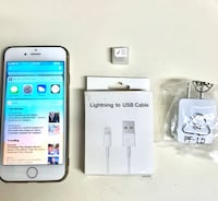 Iphone 6 verizon carrier,W/ brand new Sim card charging& adapter Silver Spring, 20906