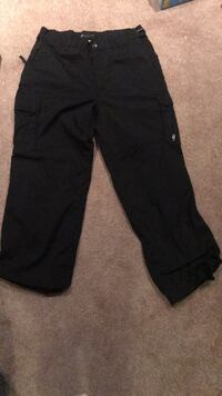Men's LGx30 black snowpants Hamilton, L9G 1S6
