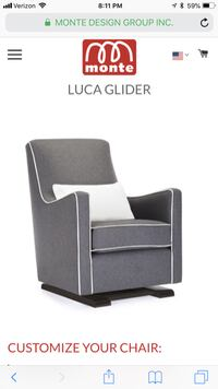 Monte Luca Glider and pouf  < 1 km