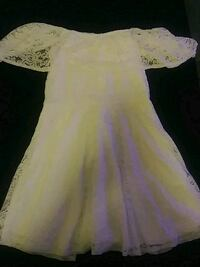 women's white dress Bettendorf, 52722