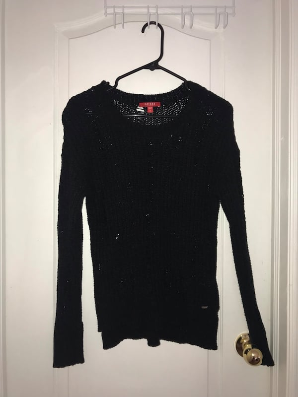 Guess Distressed Sweater  0