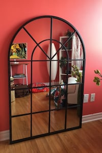 Large and restored Vintage / retro Mirror / mirroir. - Moving must go! Montréal, H4R 0G4