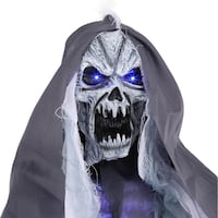 Halloween yard decor Rising glowing speaking ghoul Kensington, 20895
