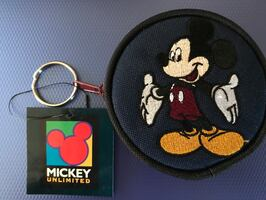 Authentic Disney Mickey Mouse Coin Purse - NEW