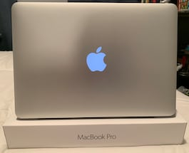 2015 Macbook Pro Retina - 240GB SSD