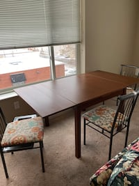 extendable kitchen table