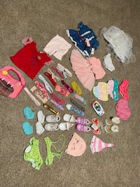 Lots of baby items some new others excellent condition  Calgary, T1Y 1X7