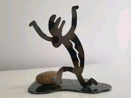 Metal ART, rock, running