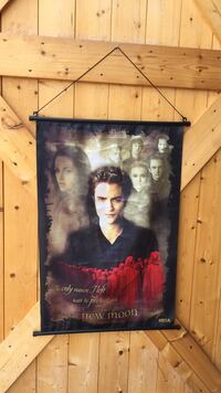 Poster New Moon  Bourg, 70343