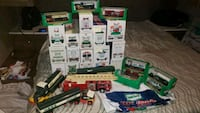 Collectors Hess die cast trucks, cars and etc.  Rock Hill