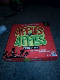 Apples to apples card game Inver Grove Heights, 55077