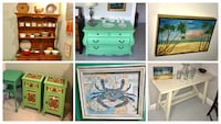 Fun vintage shabby chic furniture and retro home decor Kensington, 20895