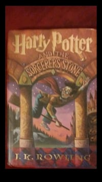 First edition harry potter Tacoma, 98443