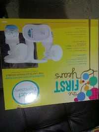 TOMY The first years breast pump  Hamilton, L8E 1G8