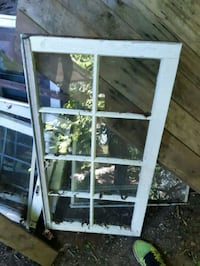 white wooden framed glass window New Westminster, V3M 2S9