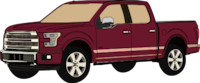 PICK UP TRUCK for PICK UPS AND DELIVERIES $50/hr Brampton