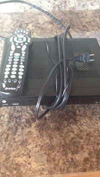 Shaw Cable Box with Shaw remote control Kelowna, V1Y 8C1