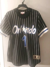 Orlando Magic warm up Jersey