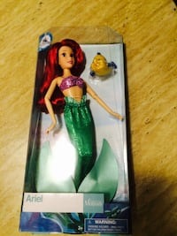 Brand new Ariel and flounders toy Calgary, T3J 2S5