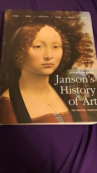 Janson's history of art the western tradition  Ceres, 95307