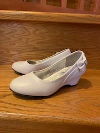 First Holy Comiunion white shoes size 12 Mississauga, L5M 5L2
