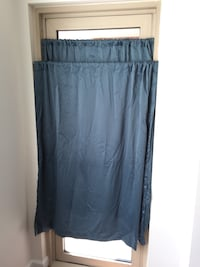 2 curtains with rods Arlington, 22203