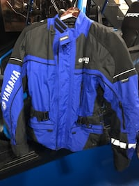 Women's Yamaha jacket, small