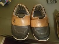 pair of brown leather shoes Brownsville, 78520