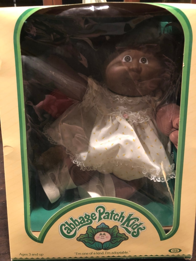 Cabbage Patch Kids doll in box for sale  Huntington Beach